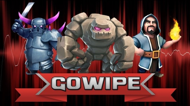 GoWipe Attack Strategy