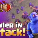Bowler Attack Strategy To Clean Sweep Town Hall 9 | Clash of Clans