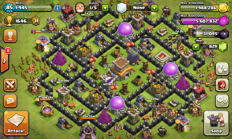 Anti hog base th8