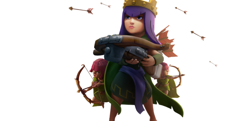 Archer Queen Upgrade