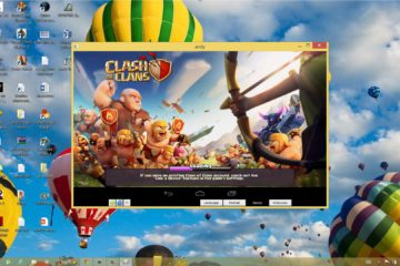 Clash of Clans Download for PC