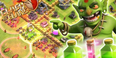 Clash of Clans Spells for your Army