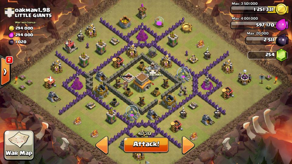 Clash of Clans Town Hall 8 Best Bases