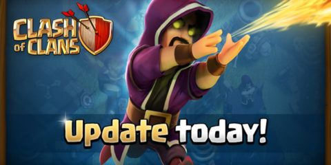 Clash of Clans Update 2017