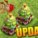 Clash of Clans Winter Update New Troops With Spells 2016