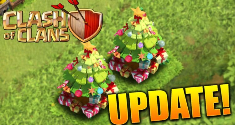 Clash of Clans Winter Update New Troops