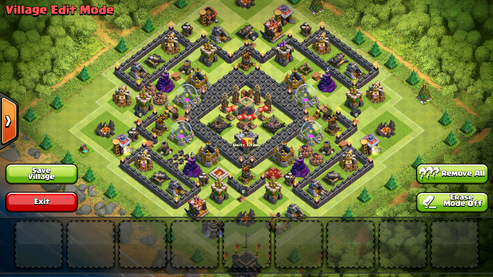 TH9 Defense Base