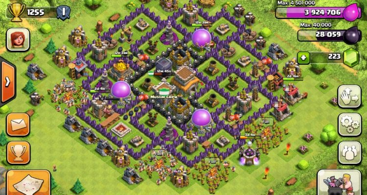 Town Hall 8 Attack Strategy 2016