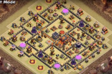 anti bowler war base th10