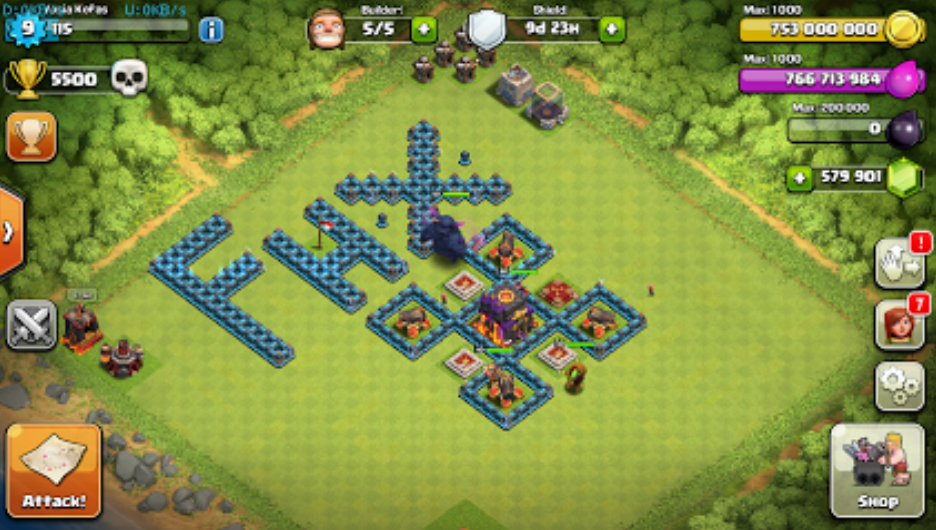 coc private server apk 2016