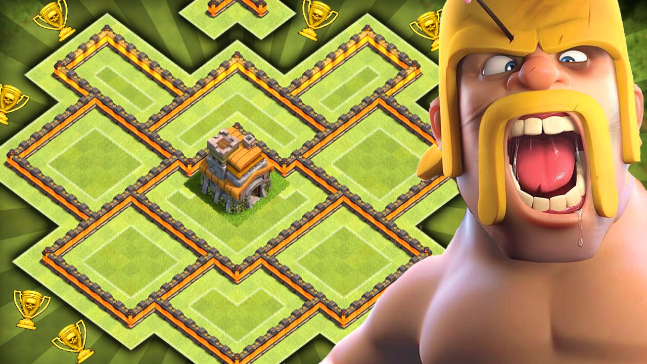 Clash of Clans February Update