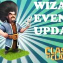 Clash of Clans Wizard Event 2017