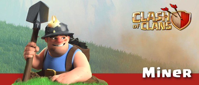 Clash of Clans Miner Event 2017