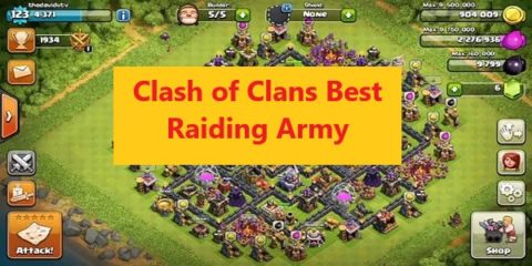 how to attack in clash of clans beginner