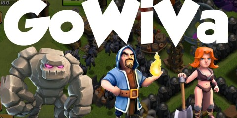 GowViWa Attack strategy Clash of clans