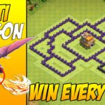 Anti Dragons TH7 (Town Hall 7) War Base Layout With 3 Air Defenses