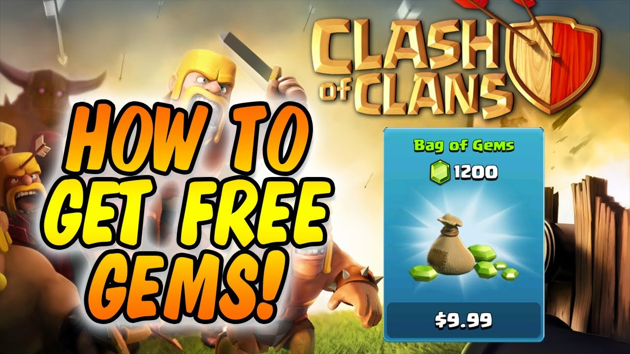 no surveys free gems clash of clans free gems for android no survey 3921