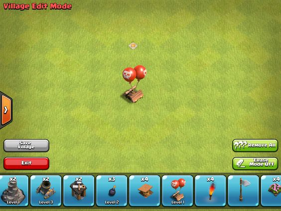 Clash of Clans Air Bomb