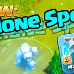 How Clone Spell Works in Clash of Clans?