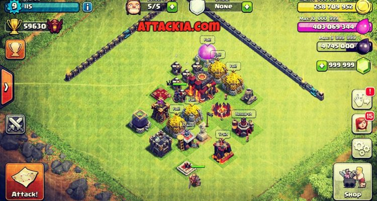 download guide clash of clans private server apk mod for android