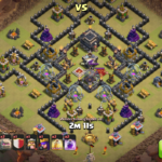 No more Flying Dragons – Anti Dragon TH9 Base