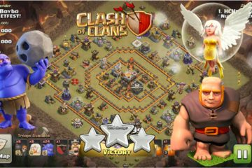 Clash of Clans Bowler Healer Walk Strategy