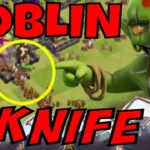 Clash of Clans Goblin Knife – Farming Strategy