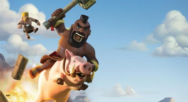 Clash of Clans Hog Rider Event