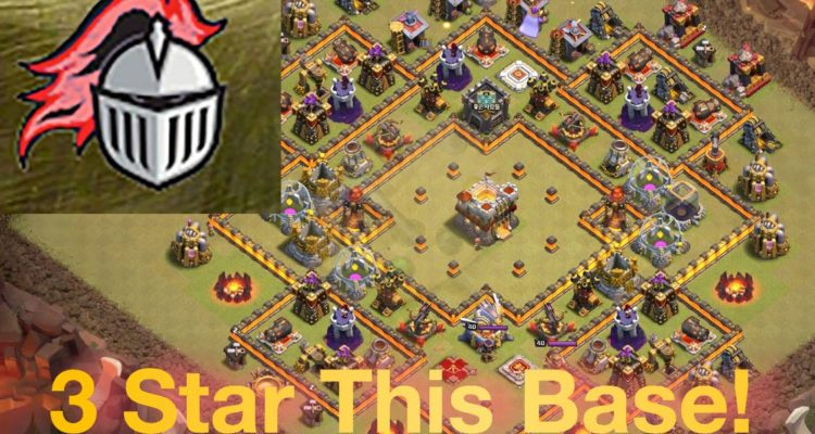 Clash of Clans Strategy 3 Star Any TH11 Base