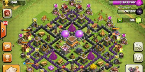 Clash of Clans Town Hall 8 Setup 2016