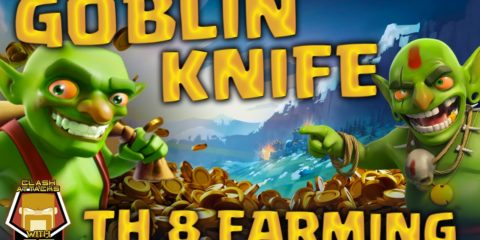 Farming with Goblin Knife TH 8