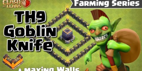 Farming with Goblin Knife TH 9