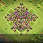 Best Clash of Clans Town Hall 7 Hybrid Base Layouts
