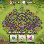 Best Clash of Clans Town Hall 8 Hybrid Base Layouts