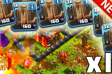 Clash of Clans Earthquake Spell Event 2017