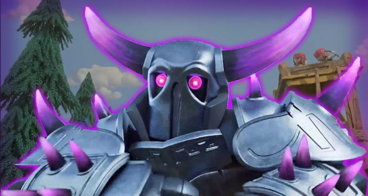 Clash of Clans PEKKA