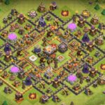 TH11 War Base & Farming Base Layouts 2017