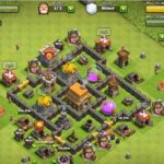 Clash of Clans Defense Strategy Town Hall Level 5