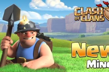 Clash of Clans Miner Event