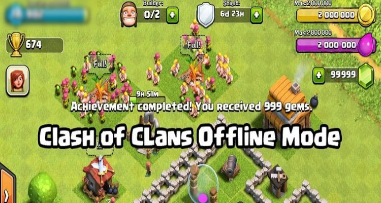 clash of clans free download apk mod