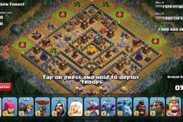 Clash of Clans Unlimited Mod Hack