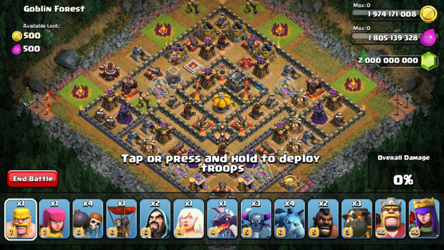 Permalink to Download Clash Of Clans Mod Apk Magic S4