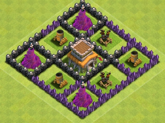 clash of clans beginner guide pdf