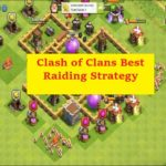 Clash of Clans Best Raiding Strategy