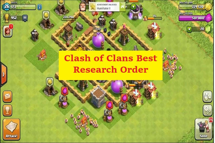 clash of clan mod apk free download latest