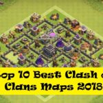 Top 10 Best Clash of Clans Maps 2018