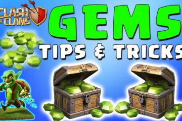clash of clans best use of gems