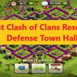 Best Clash of Clans Resource Defense Town Hall