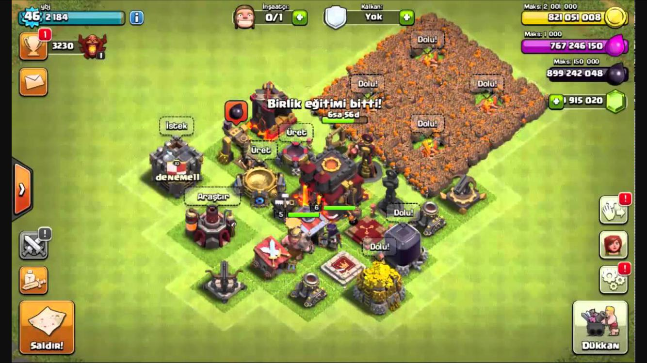 Clash of Clans Town Hall 12 game play