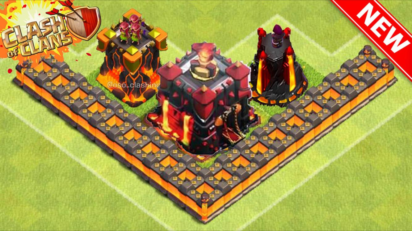 Clash of Clans Town Hall 12 new